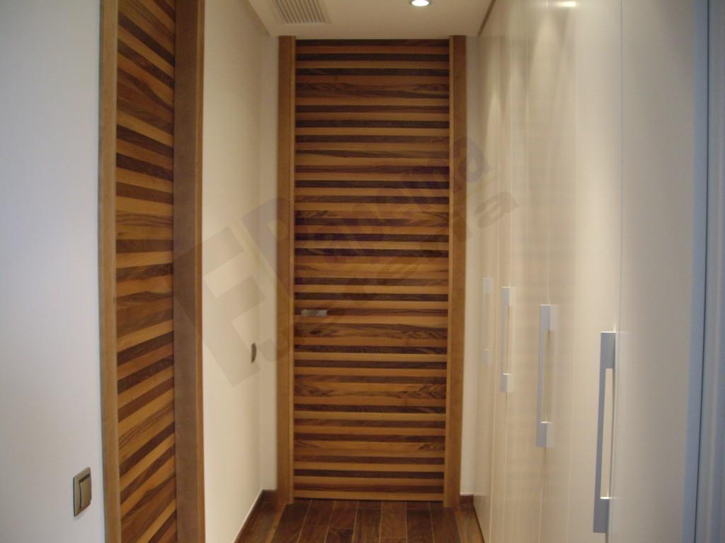Galeria puertas interior ciegas y vidrieras fusteria papema - Puertas de interior en murcia ...