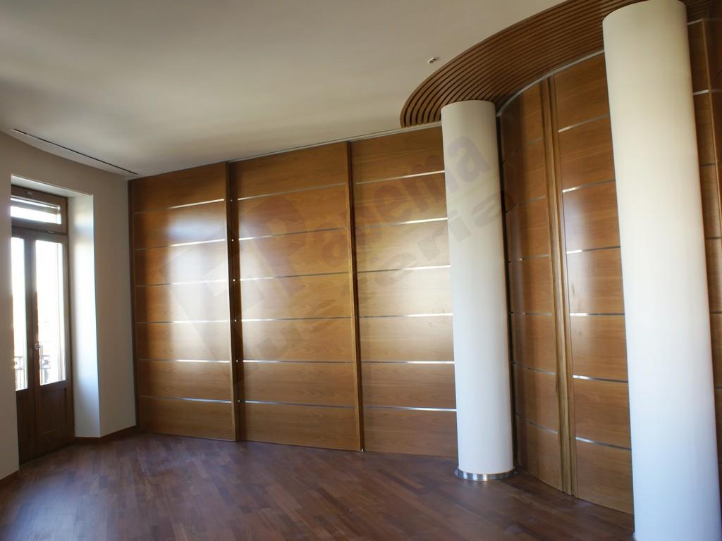 Galeria puertas interior correderas fusteria papema - Puertas de interior correderas ...